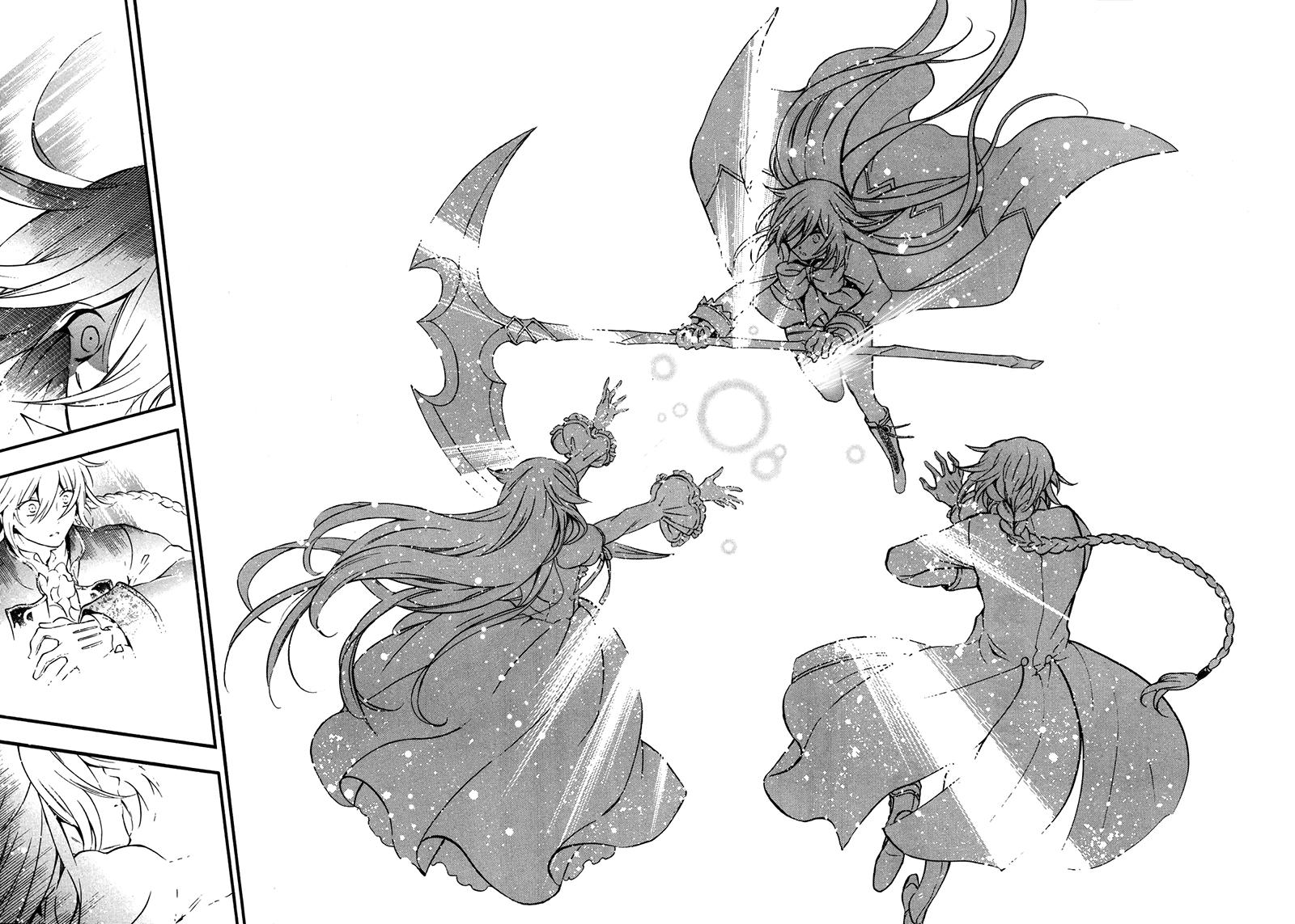 Pandora Hearts chương 077 - retrace: lxxvii vacant trang 9