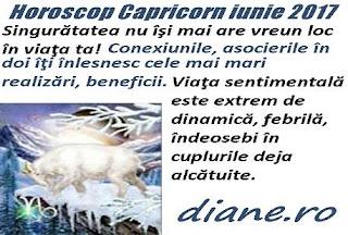 Horoscop iunie 2017 Capricorn
