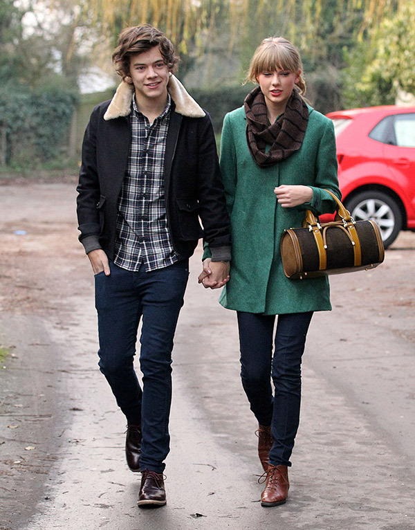 Harry Styles & Taylor Swift dating