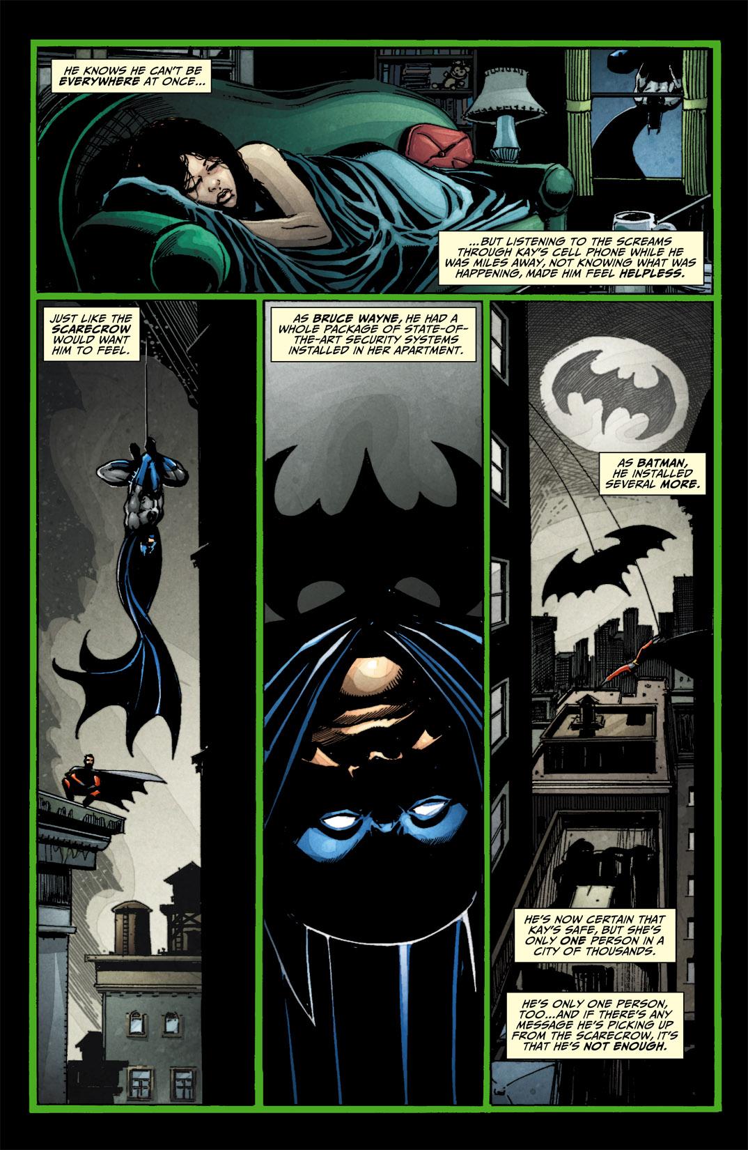 Detective Comics (1937) 836 Page 1