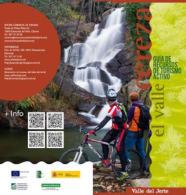 Guía de Recursos de Turismo Activo del Valle del Jerte