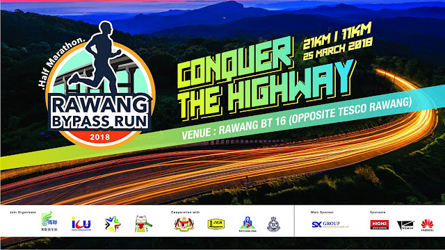 Rawang Bypass Run 2018