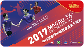 Macau Open Grand Prix Gold 2017