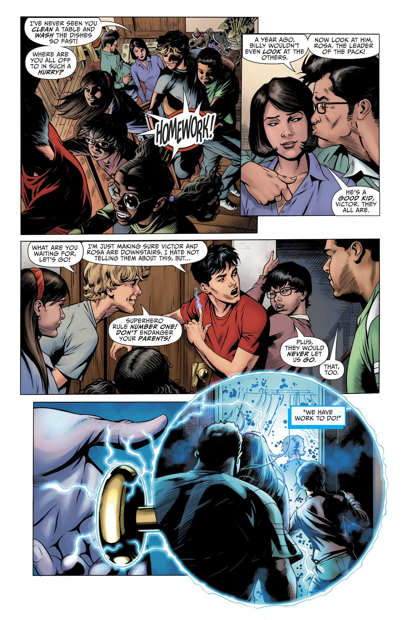 Shazam! (2019) #1 #8 - English 15
