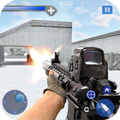 Download Game Counter Terrorist Sniper Shoot v1.1 Mod Apk Money