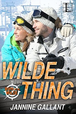 Bea's Book Nook, Review, Wilde Thing, Jannine Gallant