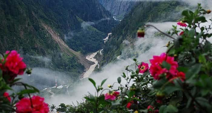 Harsil Valley