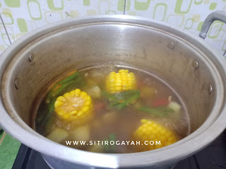 Resep Sayur Asem Siti Rogayah