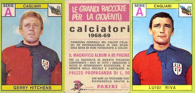 VARESE -Rec Figurina-Sticker CALCIATORI PANINI 1968-69 MAROSO