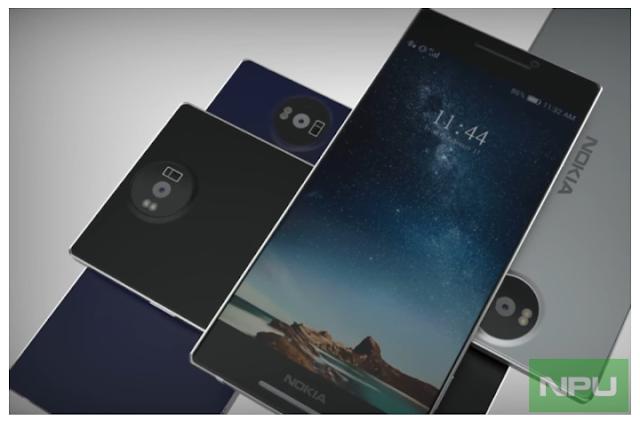 Nokia 8 dan Nokia 9