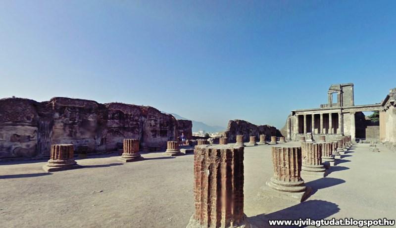 Új titkokra derült fény Pompeii feltárása során  3b2c2286cf