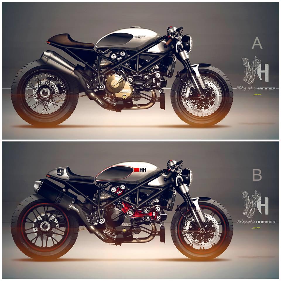 Jual Ducati Streetfighter