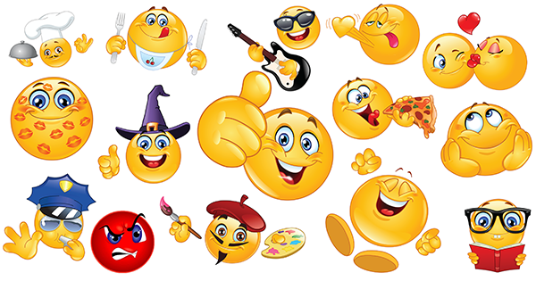 Smileys Smiley Faces And Emoticon: Amazing Facebook Chat Smileys