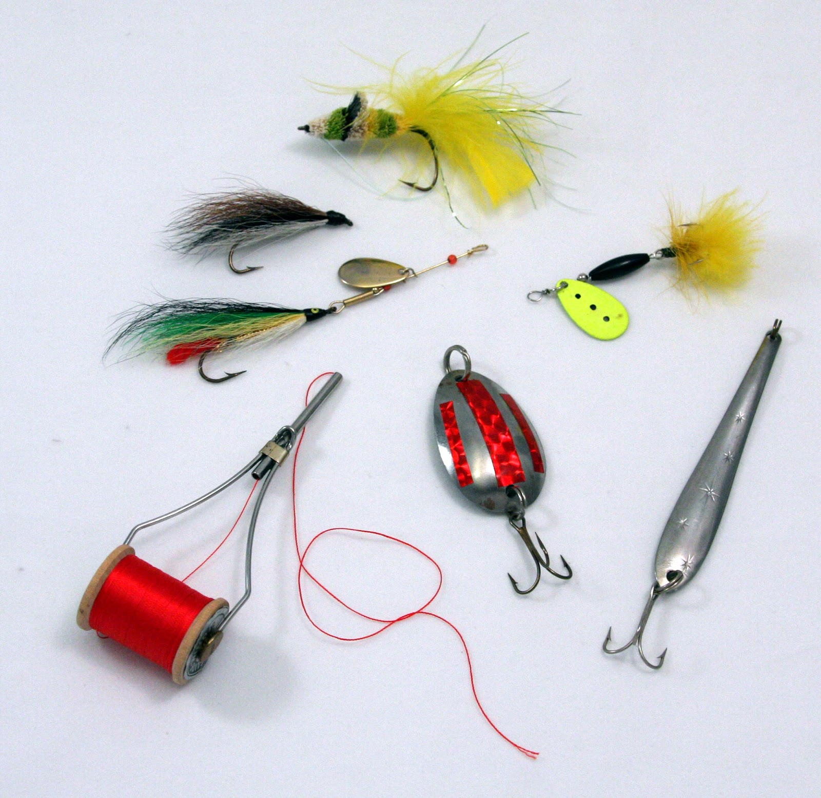 How to make fly fishing lures for Making fishing lures