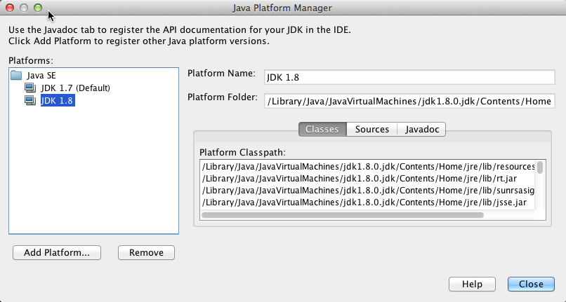 Netbeans with jdk 8 download for mac | Musings of a