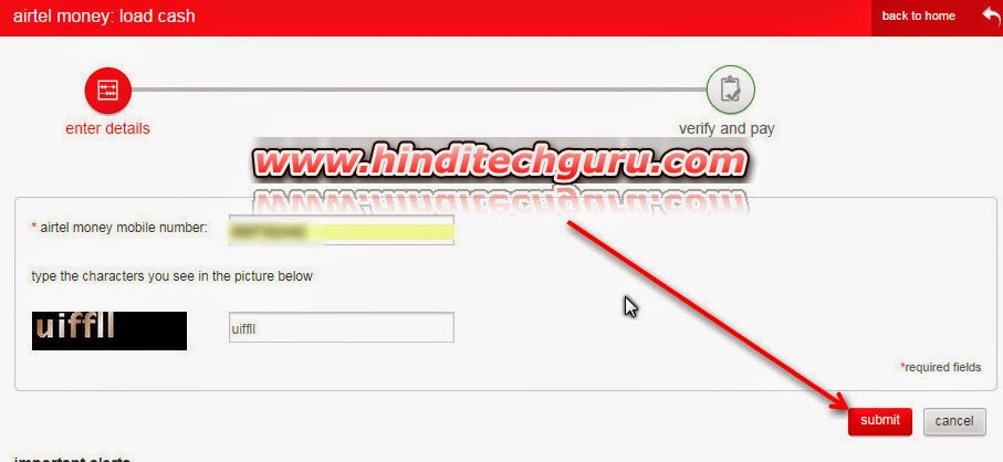 How To Find Airtel Money Mpin