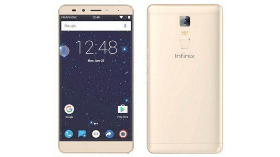 specification of infinix note 3 x601