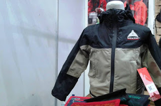 Jaket anak usia 2-4 tahun zebrawall