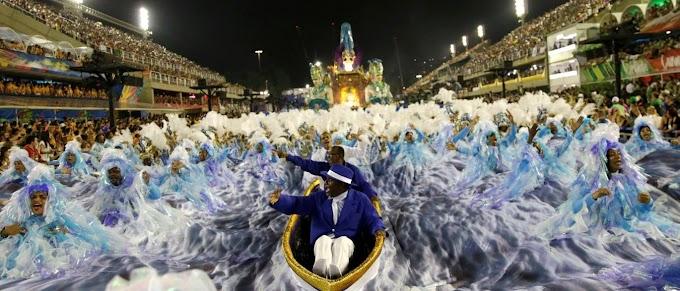 É CAMPEÃ: Portela volta a vencer o Carnaval após 33 anos