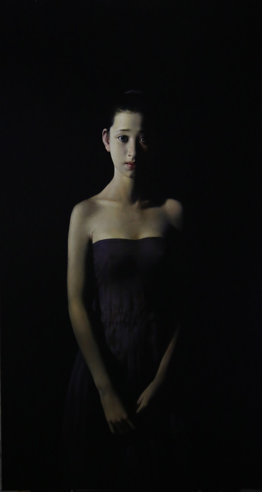 Paintings by 朴承浩(Piao Chenhao)