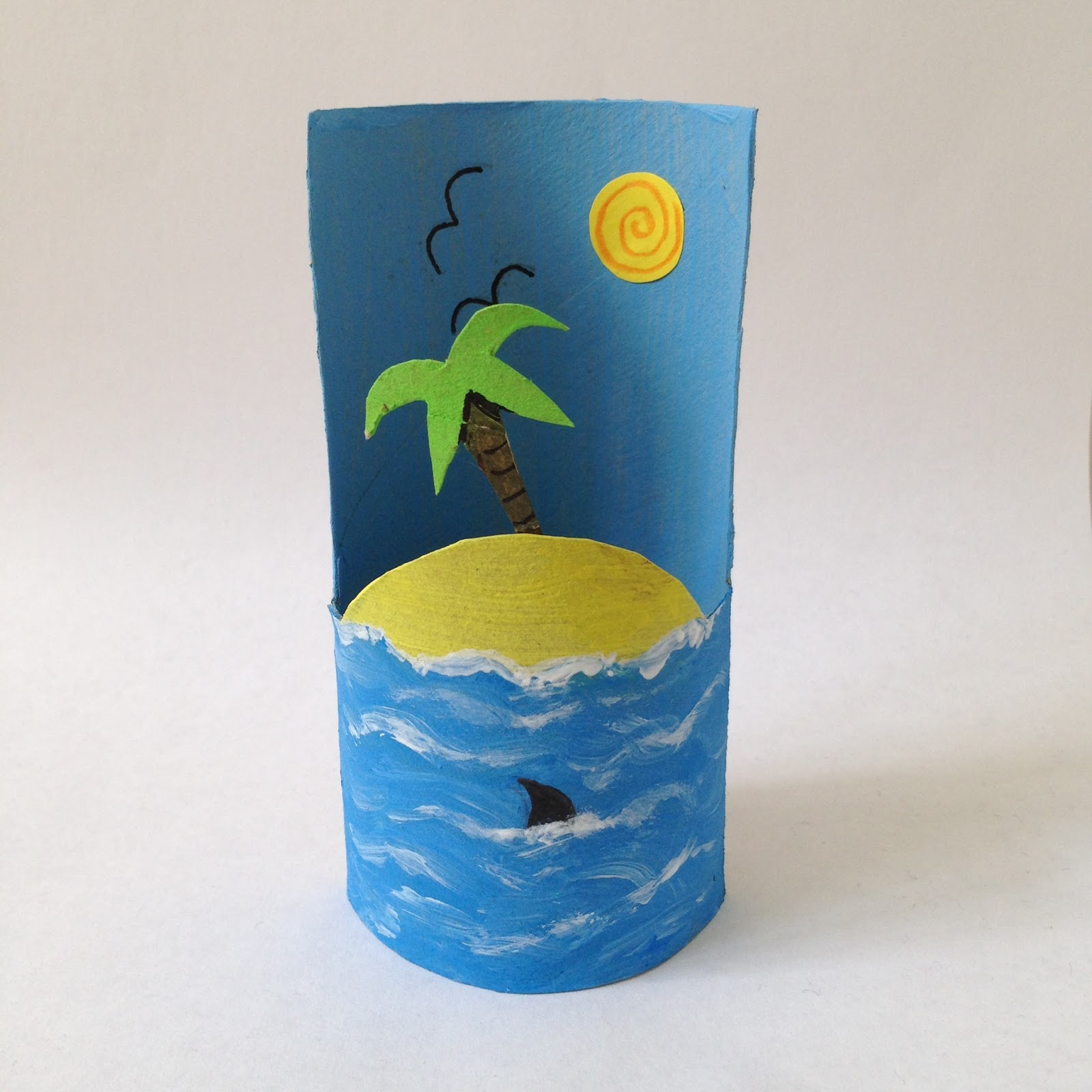 Jumble Tree Tubescapes Tp Roll Craft For Kids