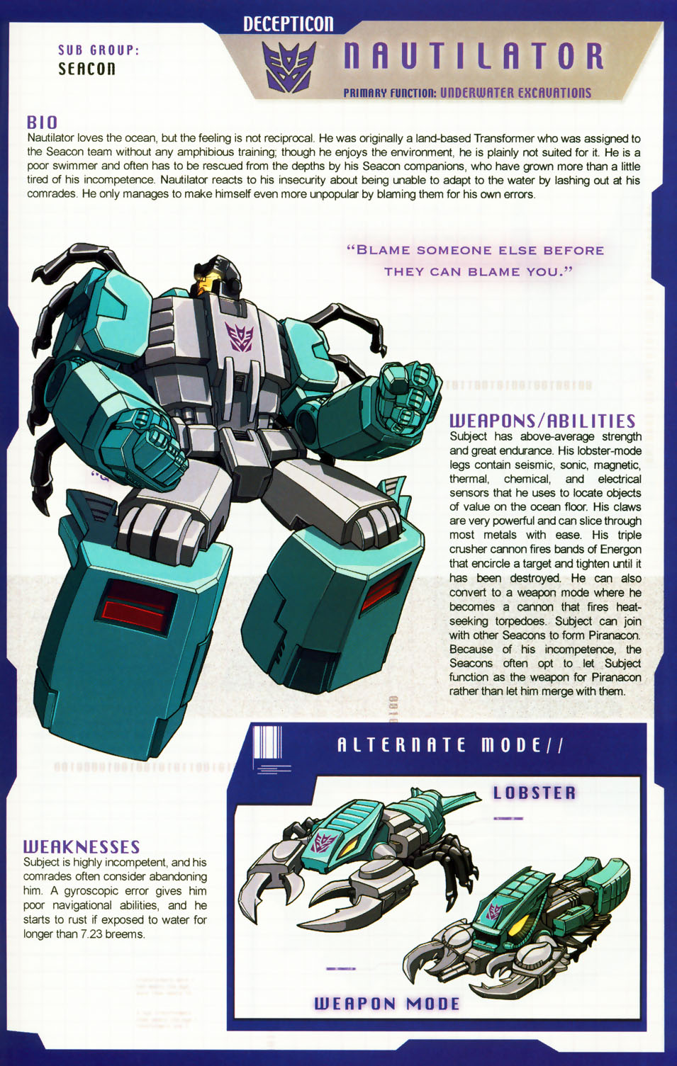 Read online Transformers: More than Meets the Eye comic -  Issue #5 - 52