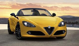 2018 Alfa Romeo Spider Prix, date de sortie et les spécifications Rumeur