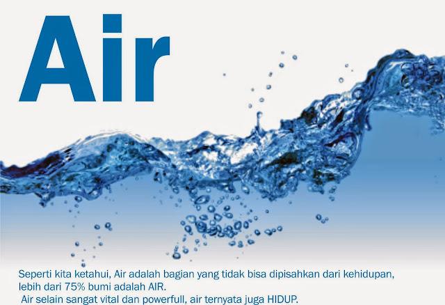 Sharing Terapi dengan Air Putih