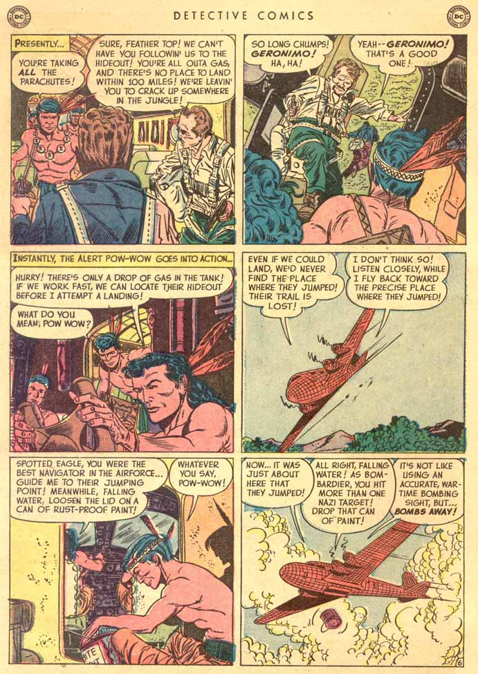 Read online Detective Comics (1937) comic -  Issue #160 - 44