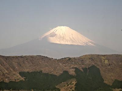吉方位 箱根 富士山