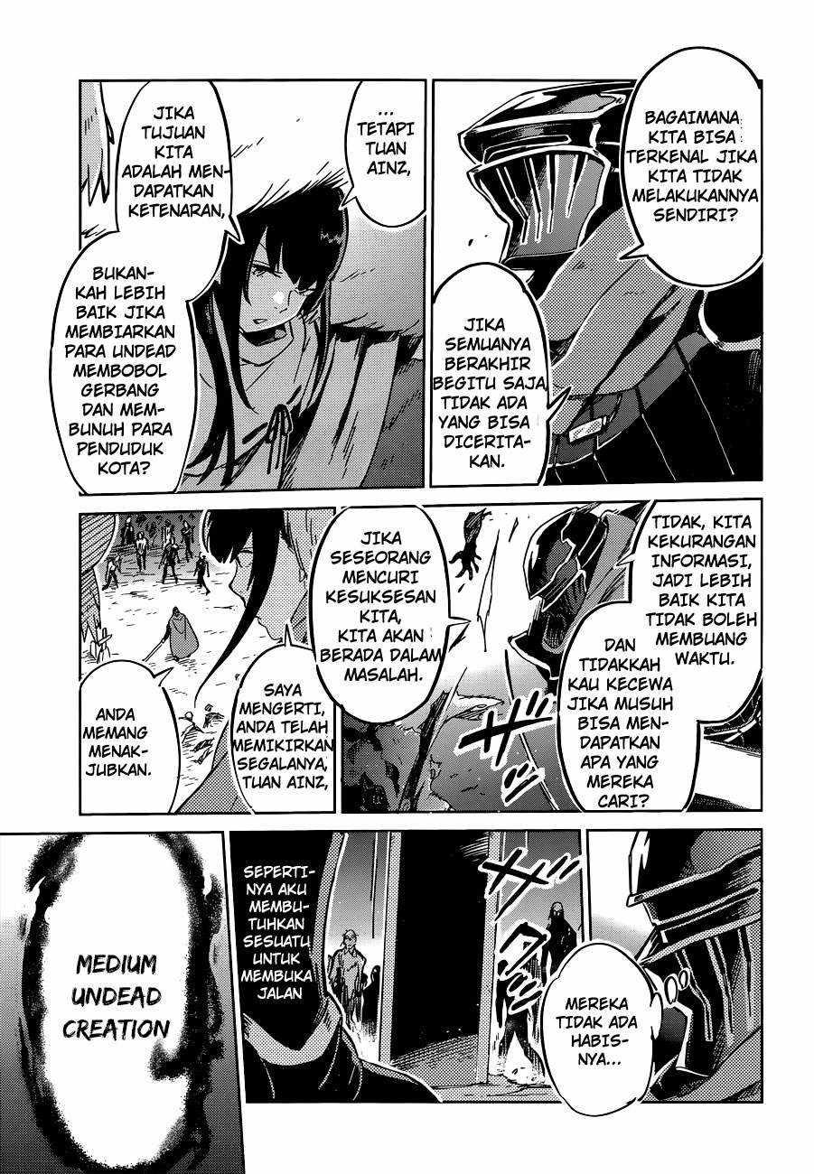 Baca Komik Overlord chapter 8 Bahasa Indonesia
