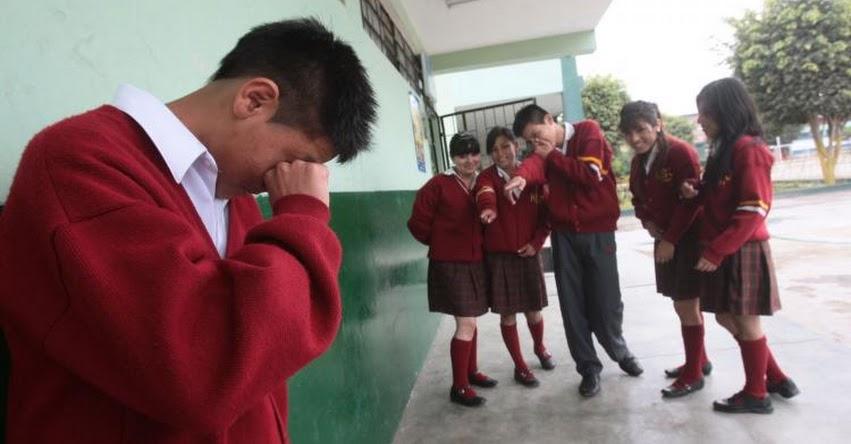 MINEDU pide apoyo de Colegio de Psicólogos para prevenir violencia contra niños