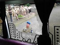 Wali Kota Solo Jadi Sopir, Bus Gatotkaca Tabrak Pohon