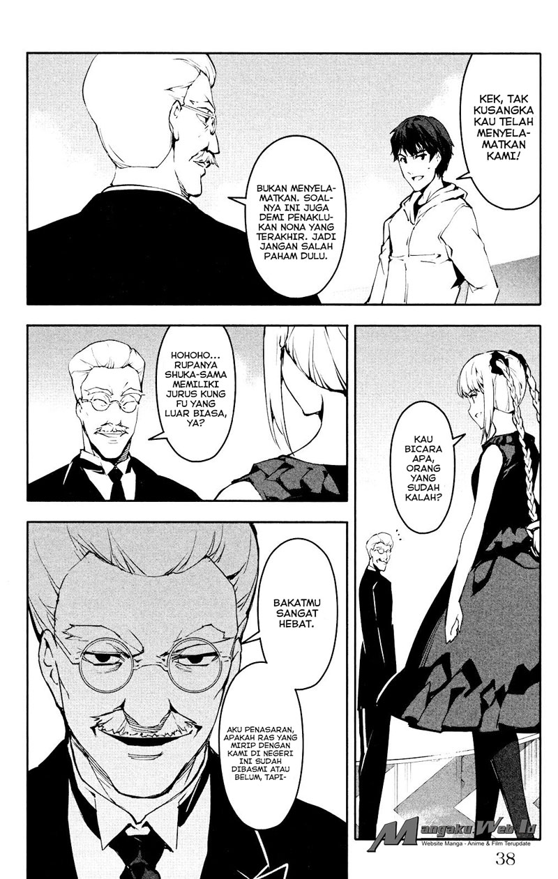 Darwin's Game Chapter 25-40