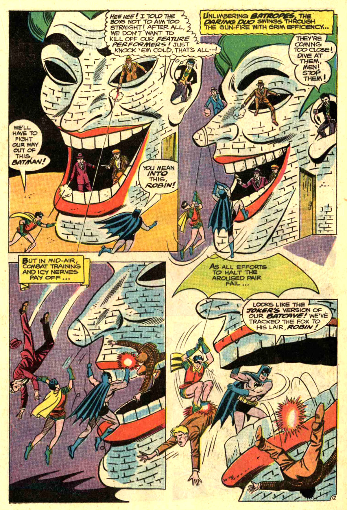 Detective Comics (1937) 365 Page 16