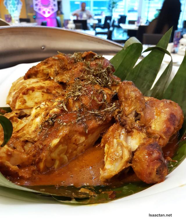 Ayam Bakar Kuah Percik