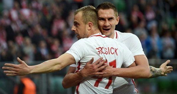 Austria vs Polandia