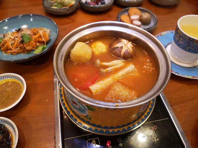 Tibetan Vegetarian Hotpot