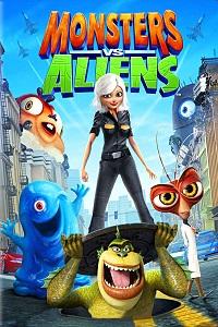 Watch Monsters vs Aliens Online Free in HD