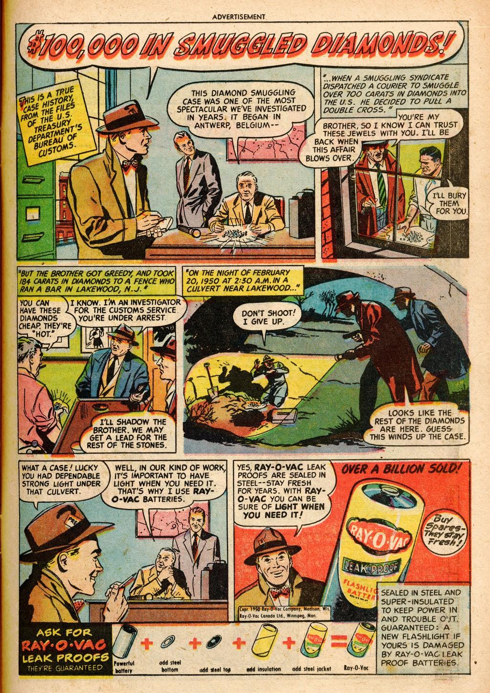 Strange Adventures (1950) issue 2 - Page 21