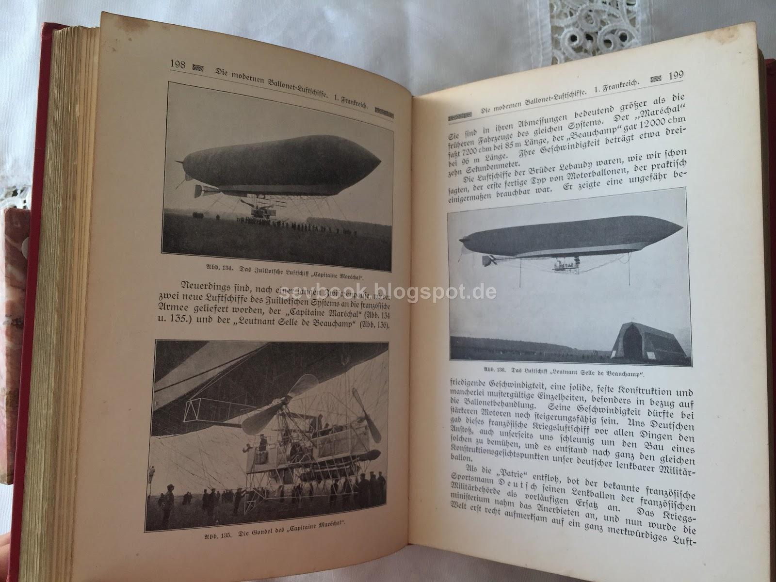 Luftfahrt & Zeppelin Das Zweite Englische Lenkbare Kriegsluftschiff Bei Seinem 1.aufstieg Von 1908 Transport