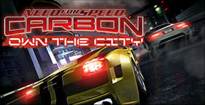 Game Need For Speed Carbon ISO PPSSPP