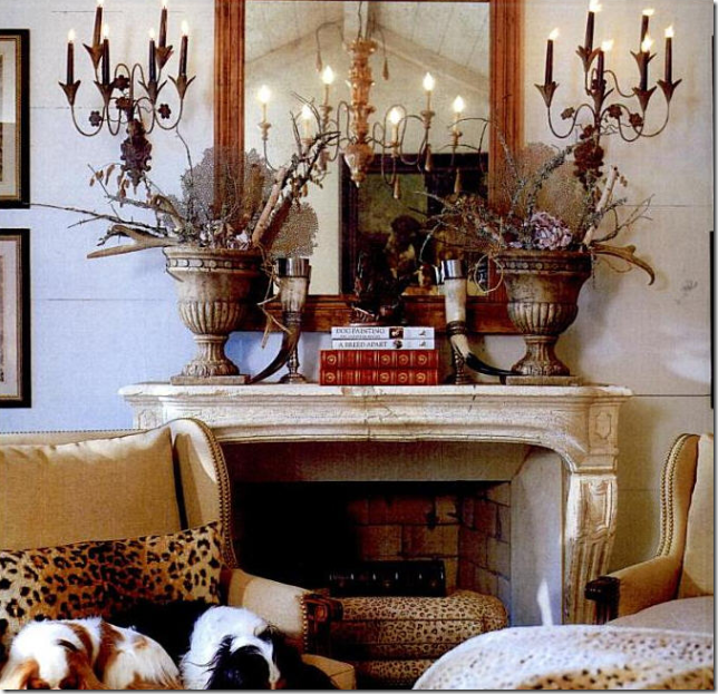 10 Large Living Room Ideas To Fall In Love With: Haus Design: Decorating For Fall With Urns