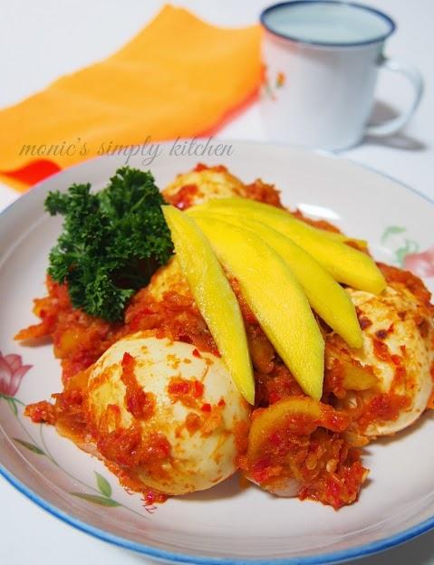 resep sambal telur