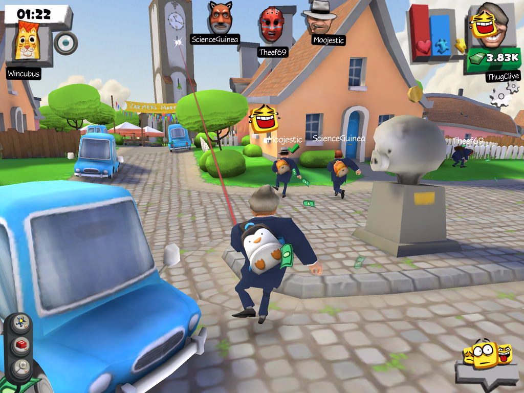 Snipers vs Thieves MOD APK terbaru