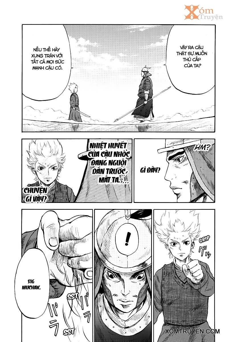 Horizon (okada takuya) chap 9 trang 3