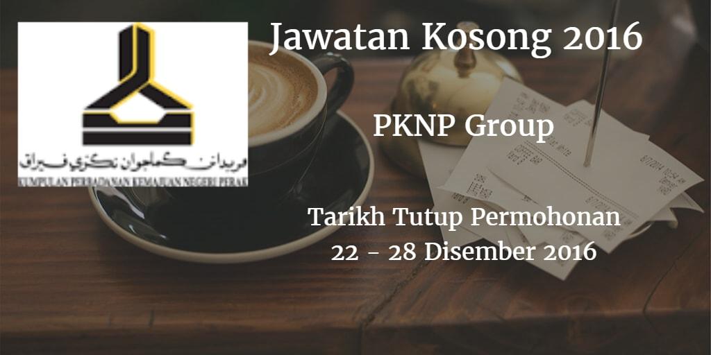 Jawatan Kosong PKPN Group 22 - 28 Disember 2016