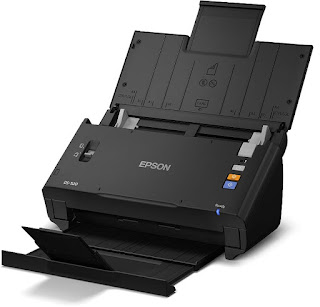 Epson WorkForce DS-520 Driver Download, Review And Price
