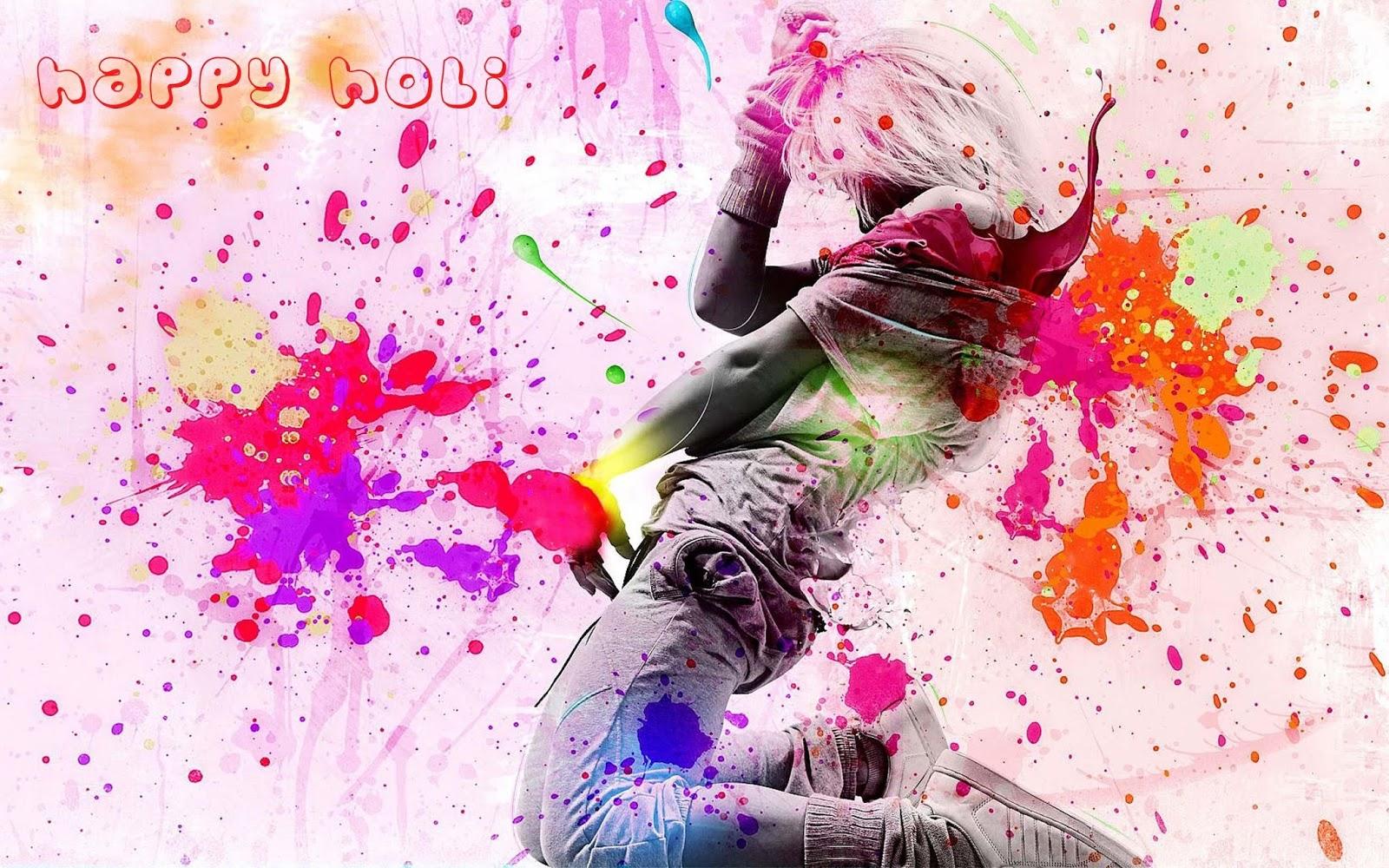 Holi Wallpapers Free Dwonload