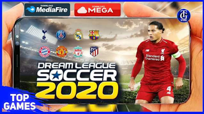 لعبة دريم ليج سوكر 2020 اوفلاين للإندرويد تحميل
